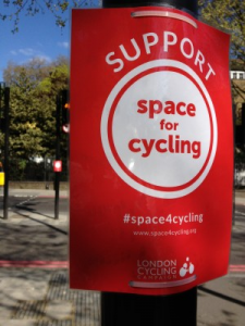 Take action now: http://space4cycling.org/